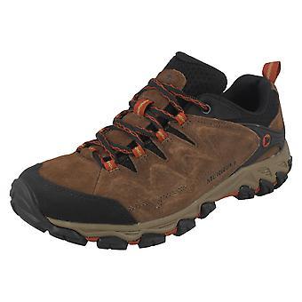 Mens Merrell Casual Lace Up Shoes Serraton
