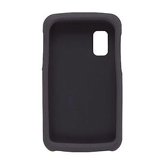 Trådlösa lösningar silikon Gel Case för Samsung SGH-A257, SGH-A177 - svart