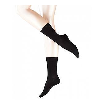 Falke følsomme London sokker - sort