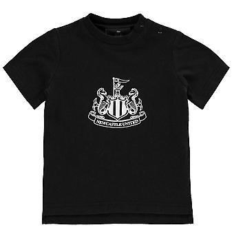 NUFC Kinder Crest Baby84 Rundhals T-Shirt