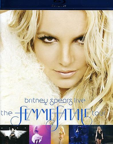 Britney Spears - Britney Spears Live: The Femme Fatale Tour [BLU-RAY] USA import