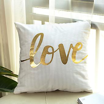 Pillow Cover - Love!