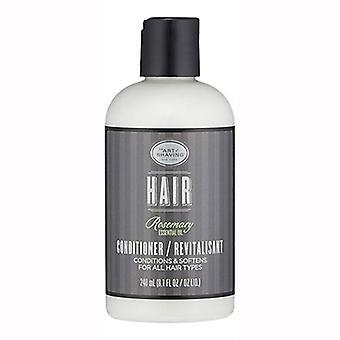 Kunsten å barbere Hair Conditioner rosmarin essensielle olje 8.1oz / 240ml