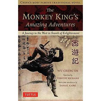 Monkey King Amazing Adventures - eine Reise in den Westen auf der Suche nach