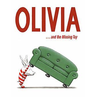 Olivia i brakujące zabawki przez Ian Falconer - 9781416917441 książki