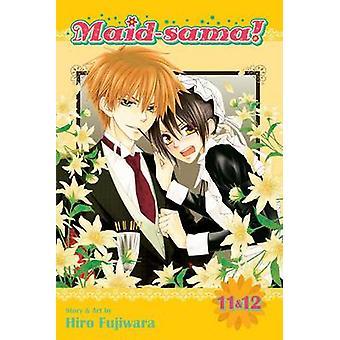 Maid-Sama! -Inclui Vols. 11 e 12 - Vols. 11 & 12 por Hiro Fujiwara - do