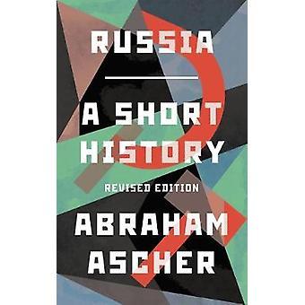 Rusia - una historia corta por Abraham Ascher - libro 9781786071422