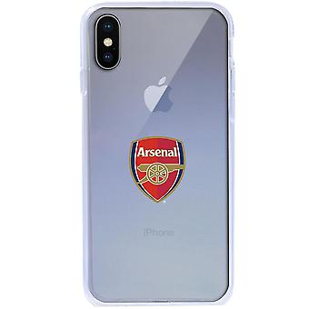 Arsenal FC iPhone X TPU Case