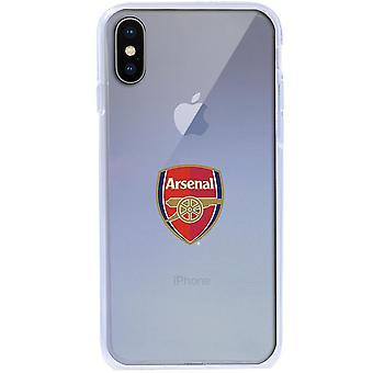 FC Arsenal iPhone X TPU Case