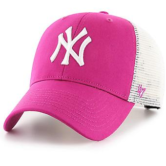 47 ogień Trucker Cap - flagowy New York Yankees Orchidea