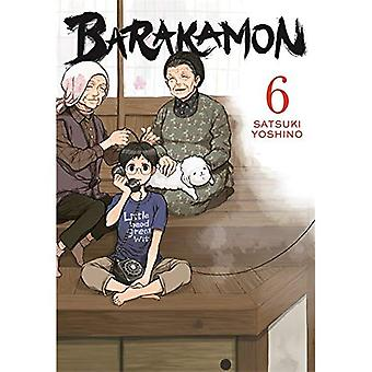 Barakamon, Bd. 6