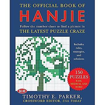 Hanjie officiella bok: 100 pussel