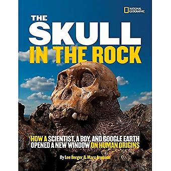O crânio na rocha: como uma cientista, um menino e Google Earth abriram uma nova janela sobre as origens humanas