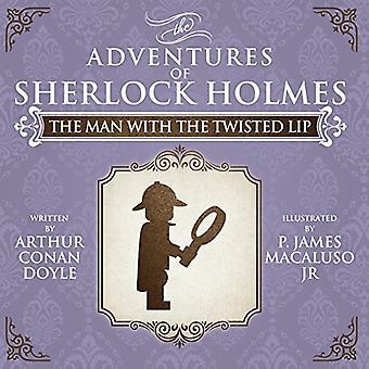 Mannen med den vridna Lip - affärsföretagen av Sherlock Holmes nya inbillade