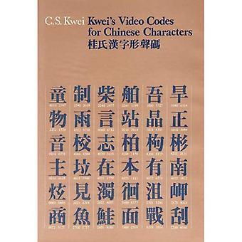 Kwei & s Video Codes voor Chinese karakters