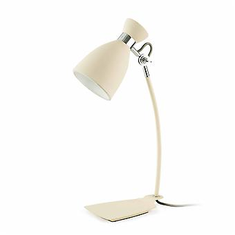 Faro - Retro Beige Desk Lamp FARO20003