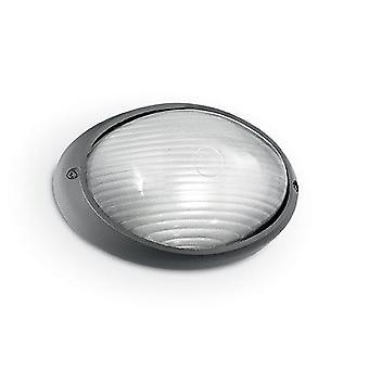 Ideal Lux - Mike antracite grande parete luce IDL061818