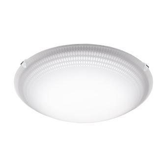 Eglo - Magitta 1 LED Satin verre plafond décoratif lumineux EG95672