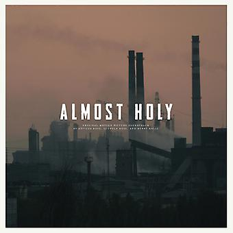 Atticus Ross, Leopold Ross and Bobby Krl - Almost Holy: Original Soundtrack [Vinyl] USA import