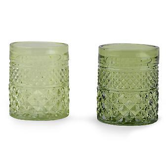Licht koper groen/licht groen 4-pack