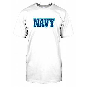 Marine - zeestrijdkrachten Mens T Shirt