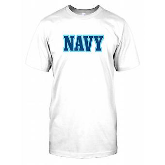 Marine - Mens Forces navales T-shirt