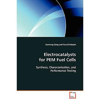 Elektrokatalysatoren für PEM-Brennstoffzellen von Yanming & Gong