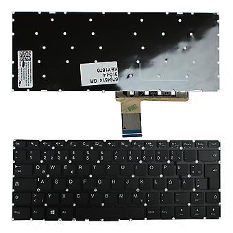 Lenovo IdeaPad 310-14ISK schwarz Windows 8 deutsche Layout Ersatz Laptop-Tastatur