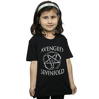 Avenged Sevenfold meisjes wakker van de gevallen T-Shirt