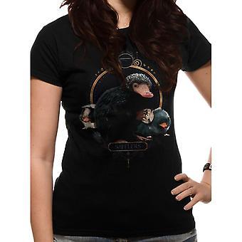 Women's Crimes of Grindelwald Niffler T-Shirt