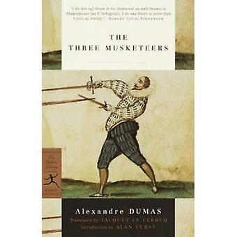 Three Musketeers by Alexandre Dumas - Jacques Georges Clemenceau Le C