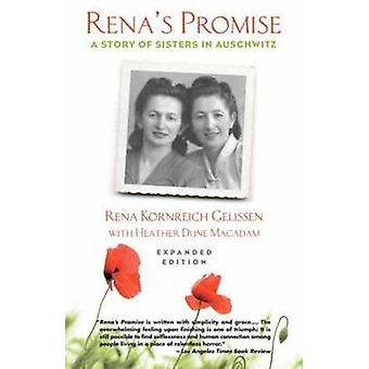 Rena's Promise - A Story of Sisters in Auschwitz by Rena Kornreich Gel