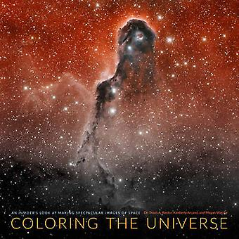 Coloring the Universe - An Insider's Look at Making Spectacular Images