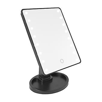 Capteur tactile de Bauer Superstar miroir LED