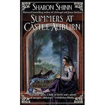 Summers at Castle Auburn by Sharon Shinn - 9780441009282 Book