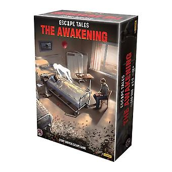 Escape Tales The Awakening Card Game