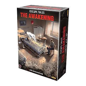 Escape Tales The Awakening jogo de cartas