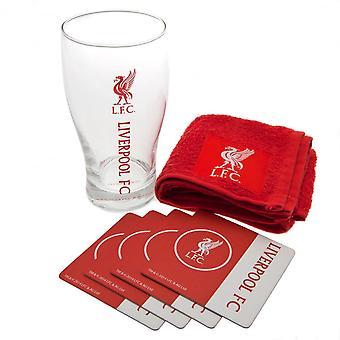 Liverpool FC oficial Mini Bar Set
