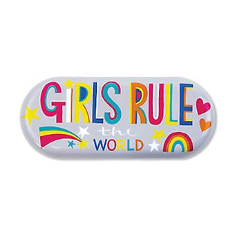 Rachel Ellen Girls Rule Glasses Case | Gifts Handpicked