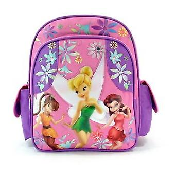 Small Backpack - Disney - Tinkerbell - Fairies Flower Show New Bag 606466