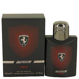Ferrari scuderia forte eau de parfum spray by ferrari 538344 125 ml