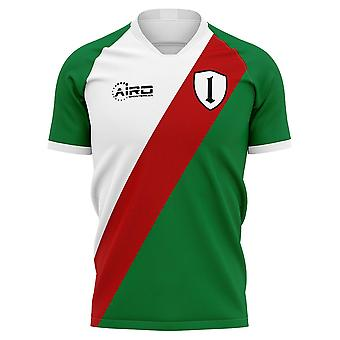 2020-2021 Legia Warsaw Away Concept Football Shirt - Baby