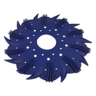 Custom Molded 25563-809-000 Pool Cleaner Disk - Blue