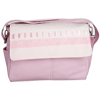 Babyline Pink Ribbon Leather Bag (Babies and Children , Walk)