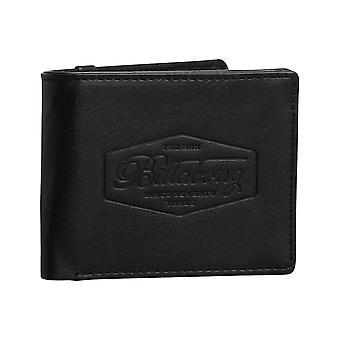Billabong Bifold Wallet ~ Walled black