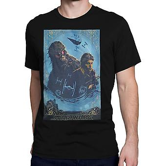 Star Wars Solo Heroes of Corellia Men-apos;s T-Shirt