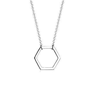 Elli Silver Women's Pendant Necklace - 45 cm 0109650916_45