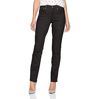 Levi's Donne' 505 jeans dritti, Nero Onyx, 29 (US, Black Onyx, Taglia 29 Breve