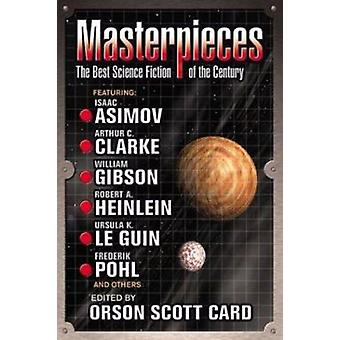 Masterpieces  - The Best Science Fiction of the 20th Century Book