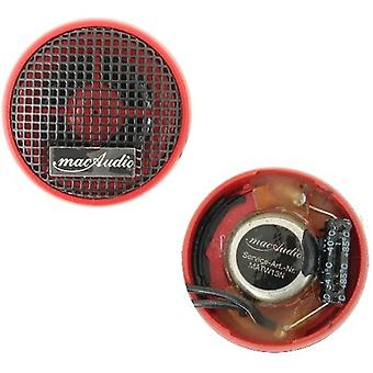 1 paire mac audio 20 mm tweeter, rouge attaque haut-parleur d'aigus, marchandise de SERVICE